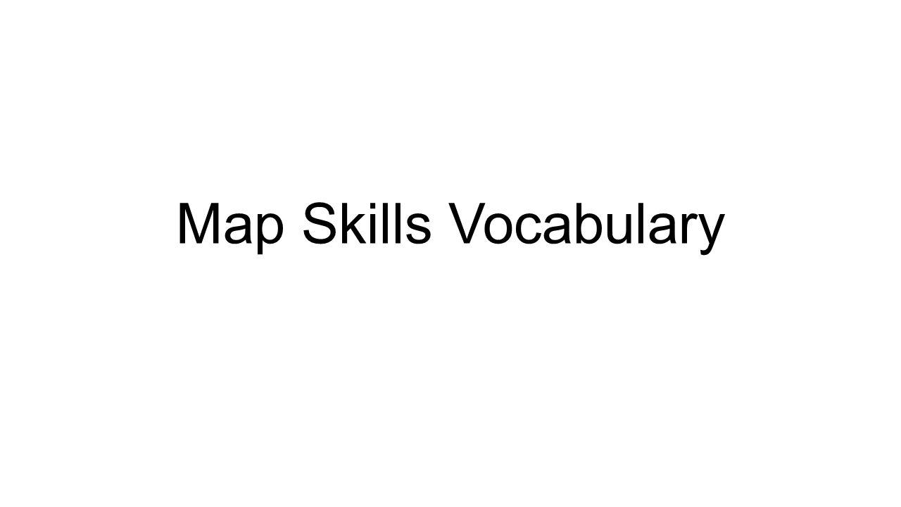 M P Skills Voc Bul Ry Globe Round Model Of E Rth Th T