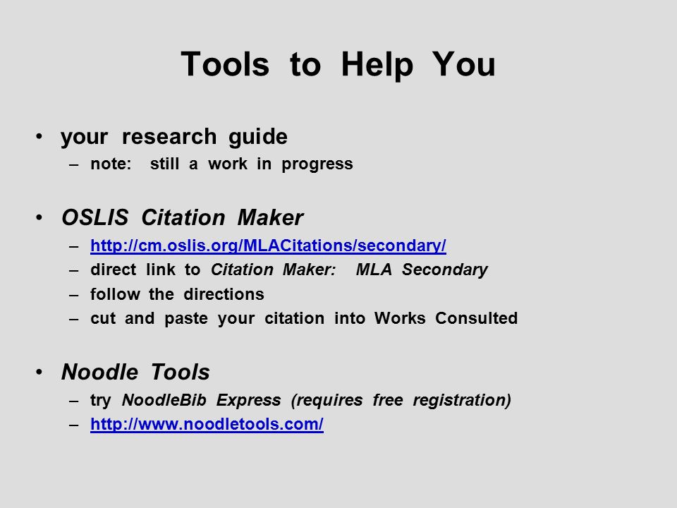 Apa Bibliography Help  Sample Annotated Bibliography FAMU Online