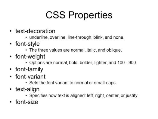 Html Css Text Decoration Bold Decoration For Home
