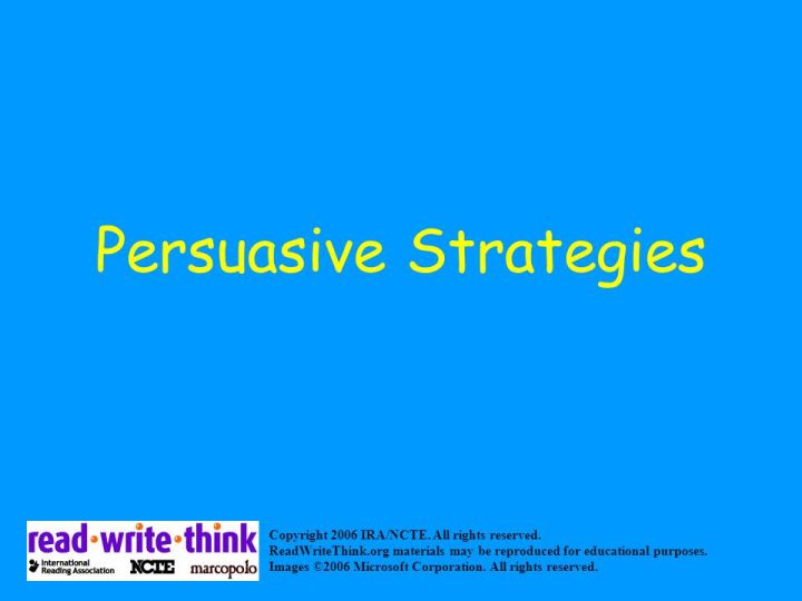 persuasive thinking Critical thinking and persuasive writing for postgraduates author(s): louise katz publisher: palgrave pages: 179 series: palgrave study skills downloads: flyer sample chapter further actions: recommend to library.