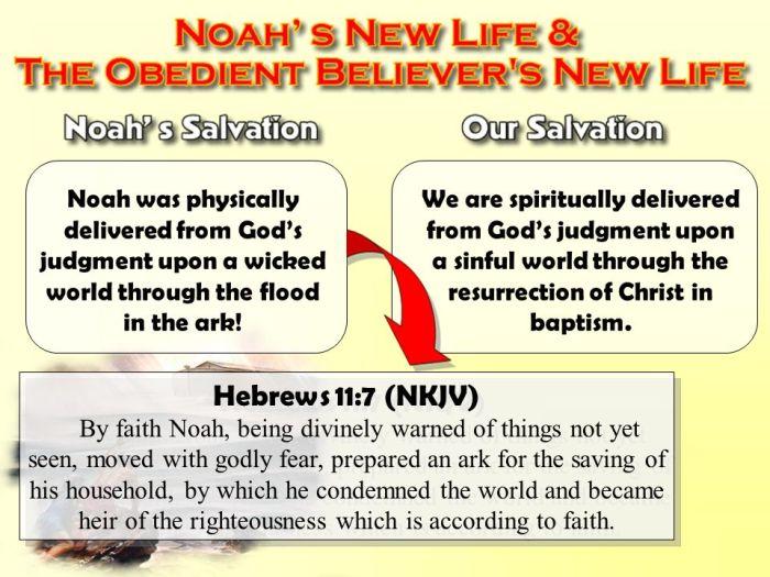 """Image result for Hebrews. 11:7 nkjv"""""""