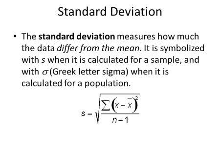 Greek Letter For Standard Deviation Free Professional Resume