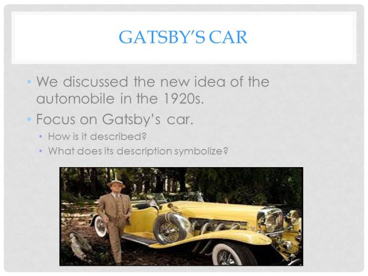 Quote About Cars In The Great Gatsby Carsjp