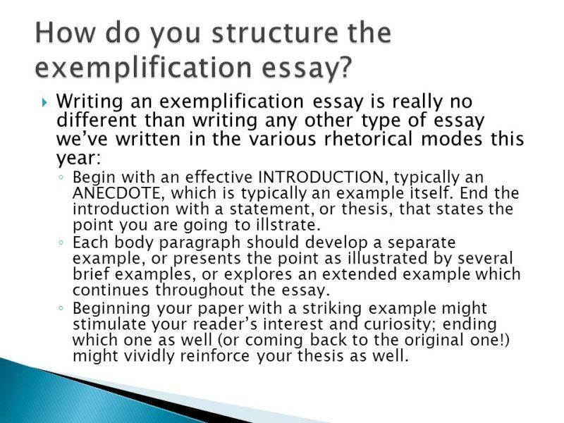 Proposal Essay Topics Examples Example Exemplification Essay English Essay Websites also High School Essay Examples Of Exemplification Essay Thesis In An Essay Thesis Essay  Sample Essay Thesis