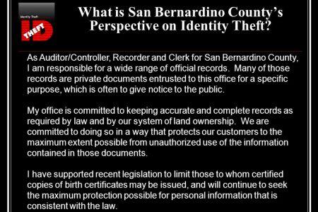 Free Resume Sample » san bernardino county birth certificate ...