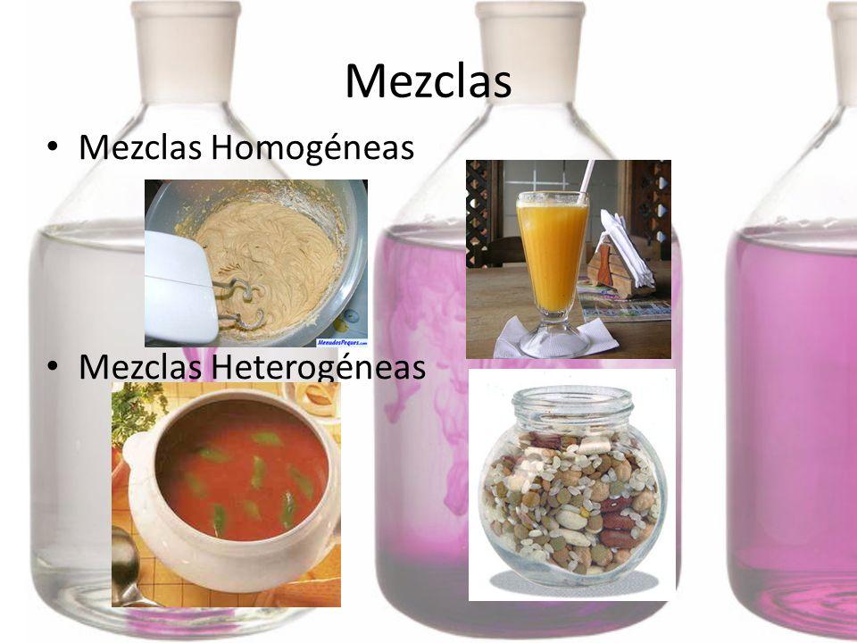 Resultado de imagen de disolucion homogenea y heterogenea