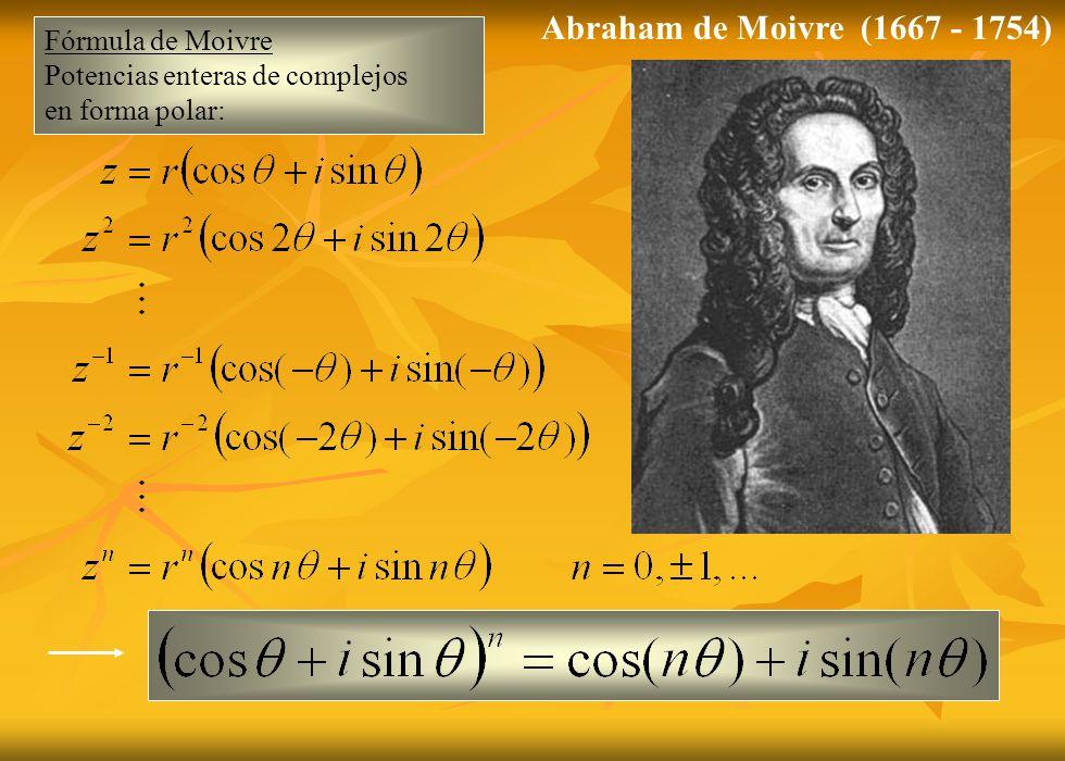 Resultado de imagen de ABRAHAM DE MOIvre