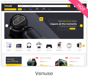 Market - Multistore Responsive Magento Theme with Mobile-Specific Layout (24 HomePages) - 11