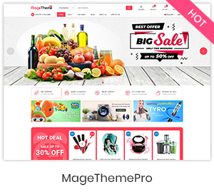 Market - Multistore Responsive Magento Theme with Mobile-Specific Layout (24 HomePages) - 12