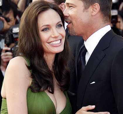 On or off ... the Pitt and Jolie rumour mill is working overtime.