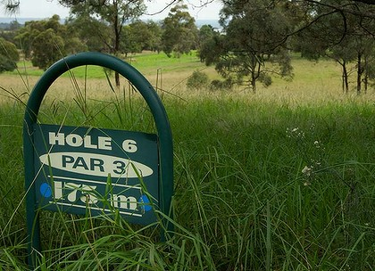 Valuation of $68.5 million reduced to $6 million ... the neglected Camden Valley Golf Resort.