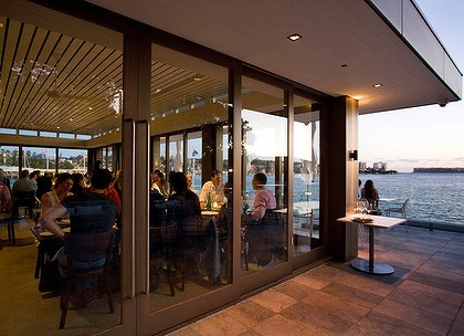 Exit Poll. Manly Pavilion restaurant in West Esplanade, Manly Cove. SMH THE (SYDNEY) MAGAZINE Picture by SAHLAN HAYES SMAG120221