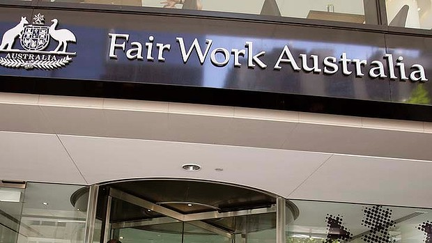 The review of the Fair Work Act was hit by a barrage of criticism from employer groups.