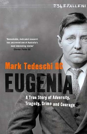 <em>Eugenia</em> by Mark Tedeschi. Simon & Schuster, $29.99.