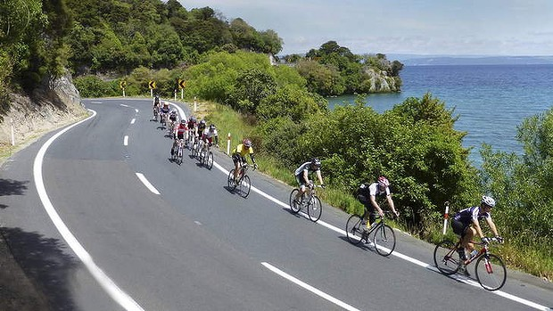 Lake Taupo Cycle Challenge 2013 New Zealand Private Tours