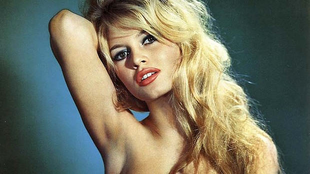 Iconic: Brigitte Bardot made strapless mainstream.
