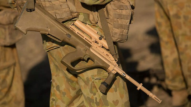 Australian troops are being sent into Iraq to protect the embassy.