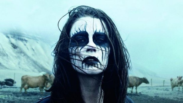 Metalhead (Iceland) -  The rugged, isolated beauty of Iceland sets the scene for this powerful family drama of loss and grief starring an award-winning performance by Thorbjorg Helga Thorgilsdottir who plays a 12-year-old girl dreaming of a metal rock future.