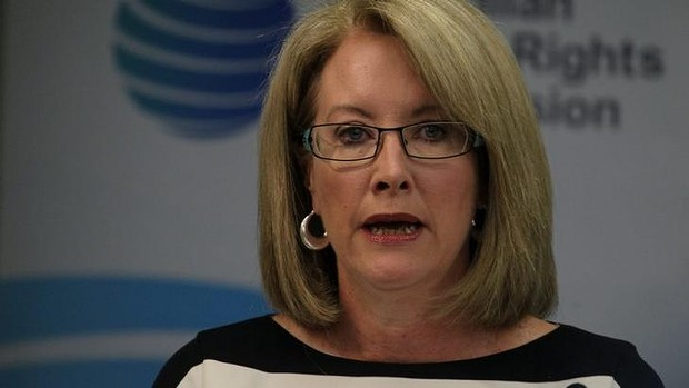 """No group is immune"": Sex Discrimination Commissioner Elizabeth Broderick."