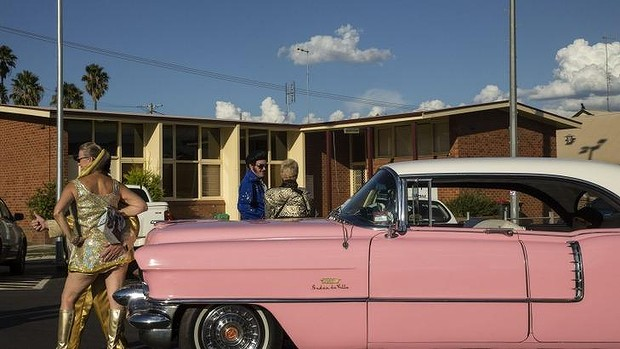 Elvis fans: You may have a pink Cadillac, but don't you be nobody's fool.