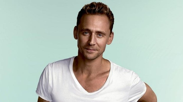 Starring in <i>Kong: Skull Island</i>: Tom Hiddleston.