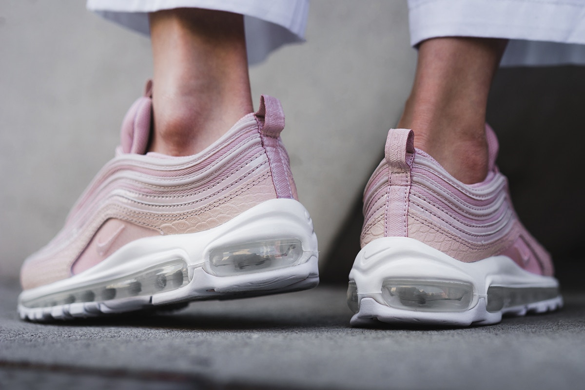 Nike Air Max 97 Pink Snakeskin : Preview – 7Hues Magazine