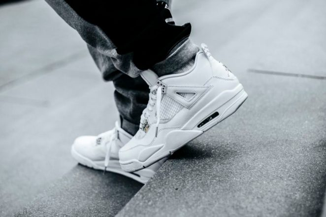 AIR JORDAN 4 PURE MONEY 2