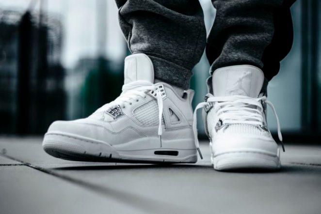 AIR JORDAN 4 PURE MONEY 4