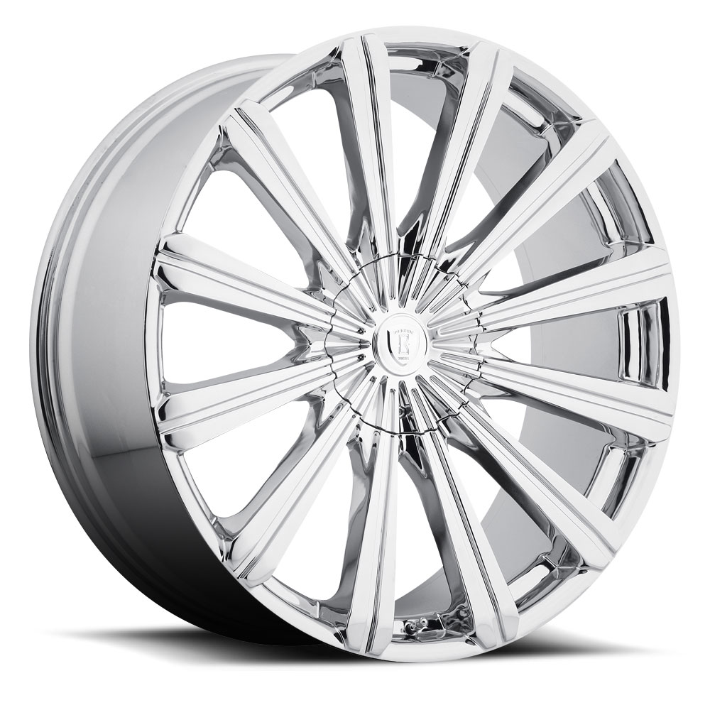 20 Chrome Wheels And Tires