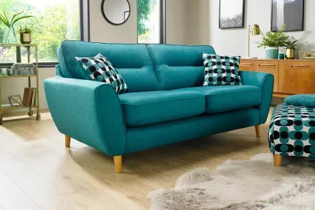 Fabric Sofas  Corners and chairs   Sofology Saved