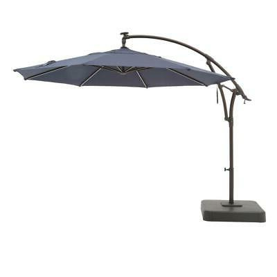 hampton bay patio cantilever umbrella