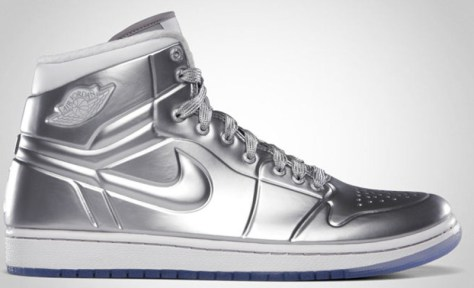 Air Jordan 1 High Retro Metallic Zinc Metallic Zinc Shadow Grey