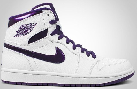Air Jordan 1 High Retro Grand Purple