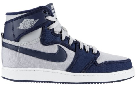 Air Jordan 1 Retro KO High OG Wolf Grey Midnight Navy White