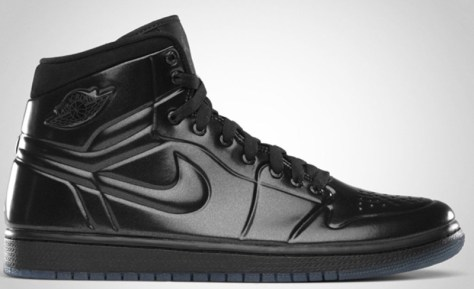 Air Jordan 1 High Retro Anodized Black Anthracite