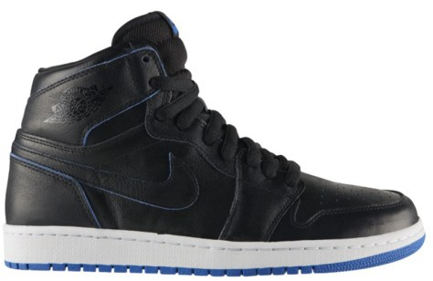 Air Jordan 1 SB QS Lance Mountain Black Black