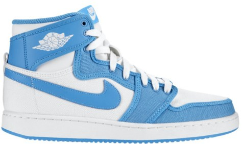 Air Jordan 1 Retro KO High OG White University Blue