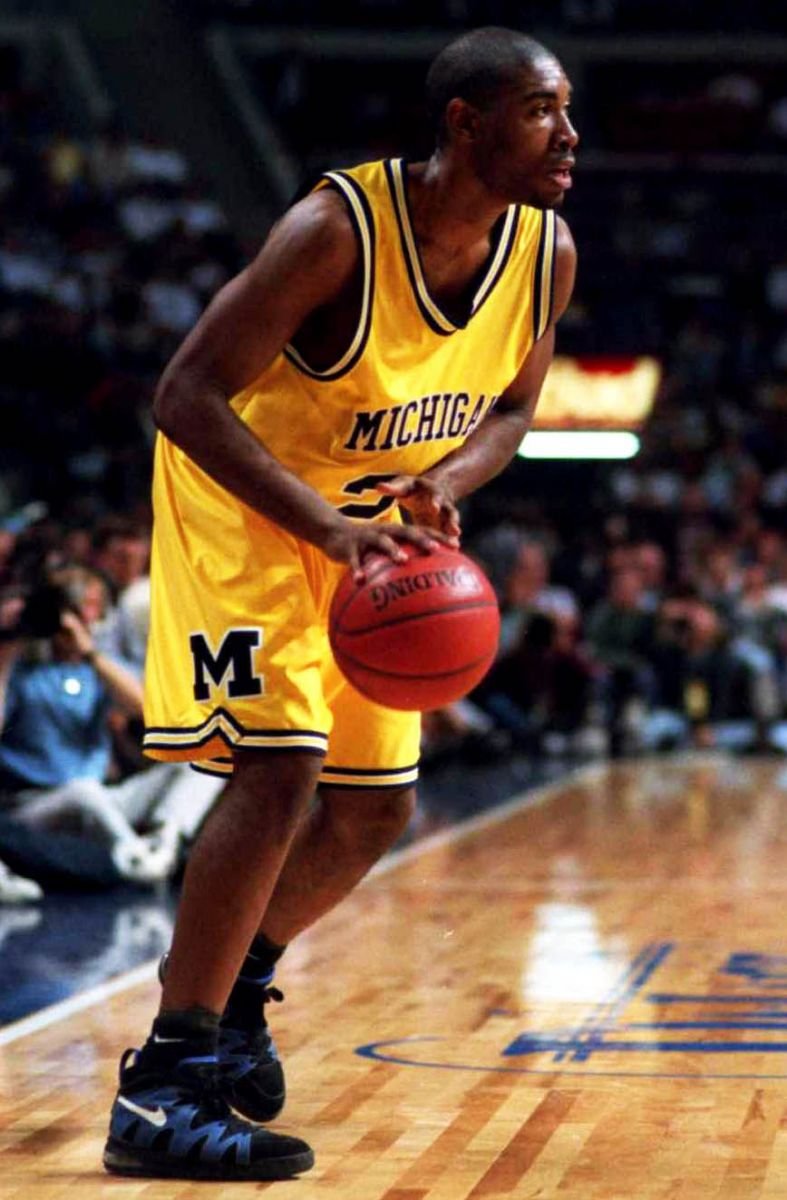 Rob Mills March Madness: The Best Sneakers Worn by Michigan   Sole ...