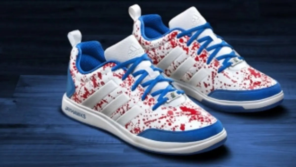 Adidas Releases Customizable X Hale Post Game Shoes On