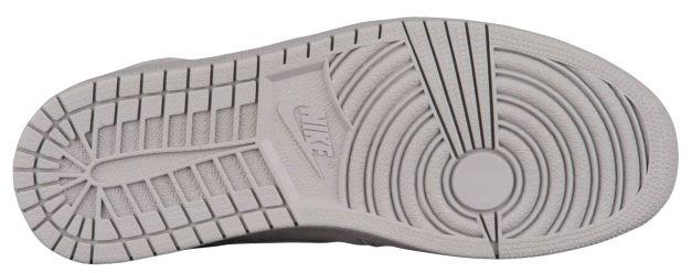 Air Jordan 1 Wolf Grey Suede Release Date Sole