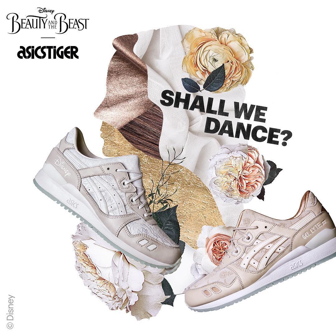 Disney Asics Beauty Beast Gel Lyte III Sneakers (3)