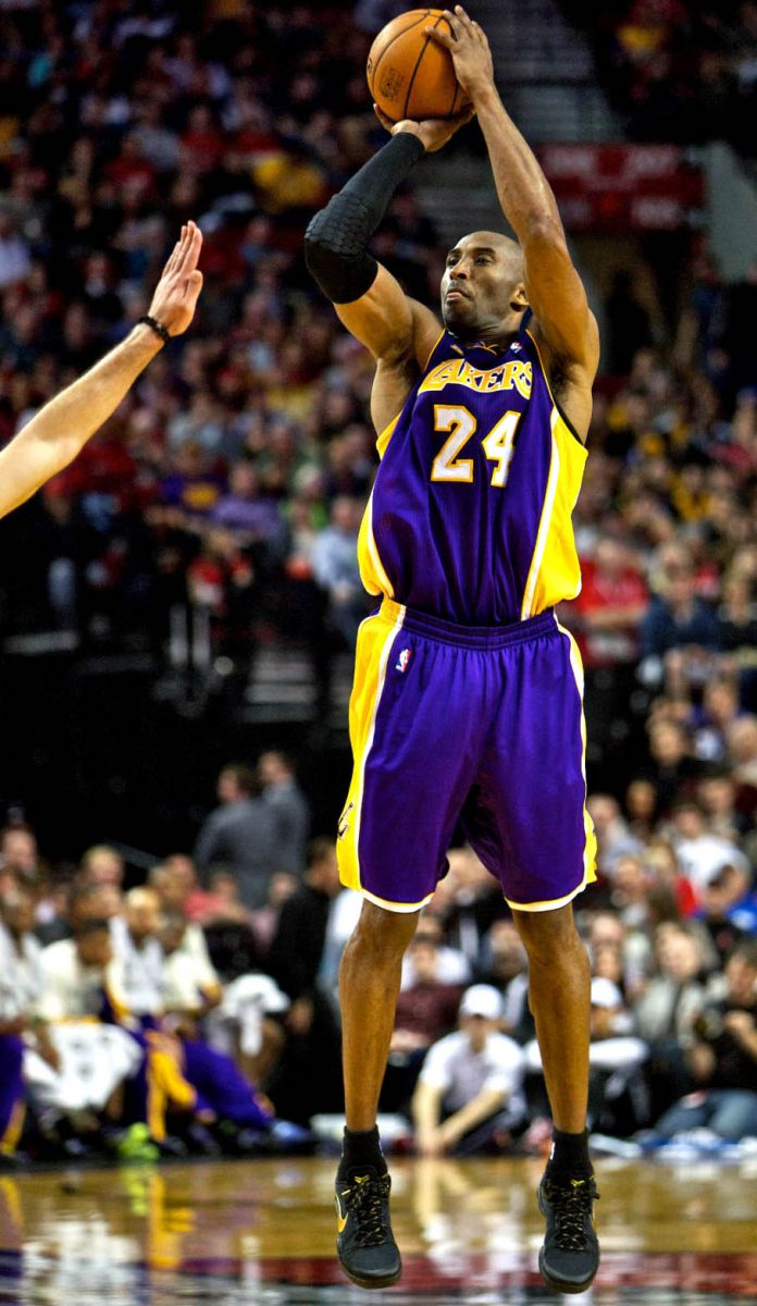 Kobe Bryant Nike Shoes 9