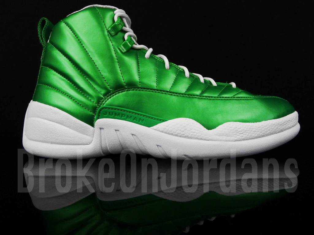 13 Air Jordan 12 Samples That Never Released Sole Collector