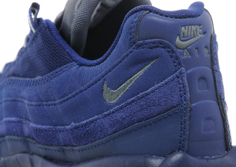 JD Sports Nike Air Max 95 Blue/Grey (4)
