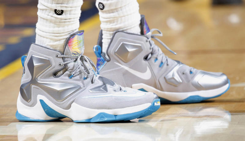 Every Sneaker LeBron James Wore In The NBA This Season