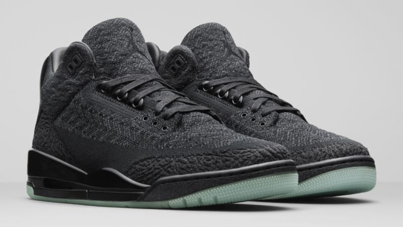 Flyknit Jordan 3 Release Date Pushed Back   Sole Collector Air Jordan 3  III