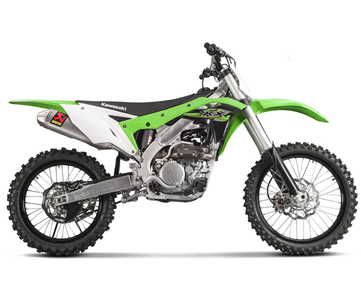 Akrapovic Racing Line Full Exhaust For Kx250f 17