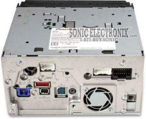 Pioneer AVICZ2X (avicz2_ndbt1_ndbc2) Double DIN Indash DVD