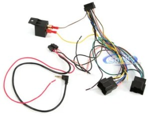 Axxess GMOSLAN01 Wire Harness to Connect an Aftermarket