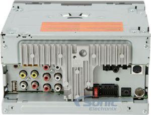 Pioneer AVHX2700BS (avhx2700bs) Double DIN Bluetooth InDash DVD